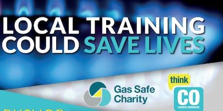 Carbon monoxide Awareness Training tickets