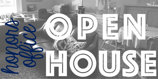 Honors Office Open House