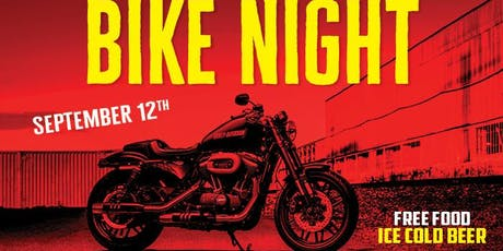 Bike Night tickets