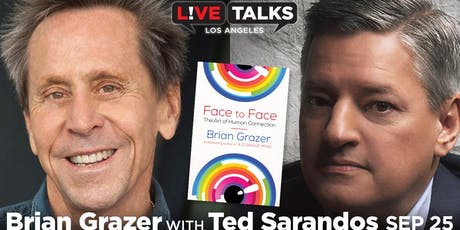 Brian Grazer in conversation with Ted Sarandos tickets