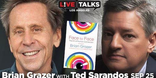 Brian Grazer in conversation with Ted Sarandos