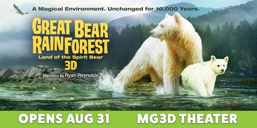 Movie Premiere: Great Bear Rainforest