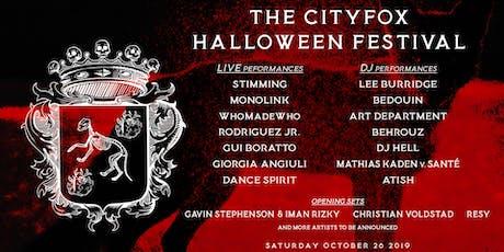 The Cityfox Halloween Festival