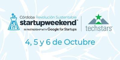 Techstars Startup Weekend Córdoba 10/19