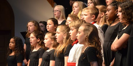 """""""A Ceremony of Carols"""" Tar River Children's Chorus & Youth Strings tickets"""