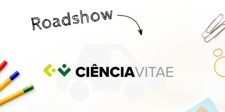 Sessão de apresentação da plataforma  CIÊNCIAVITAE - ICS/ULisboa bilhetes