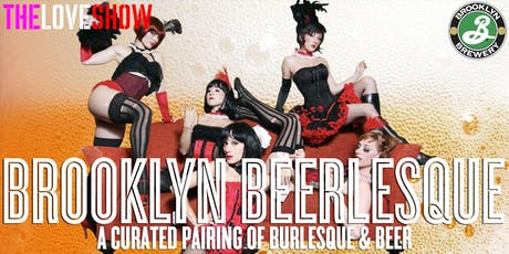 Brooklyn Beerlesque tickets