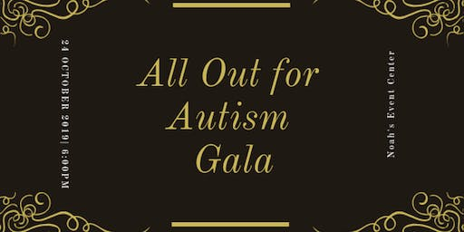 2019 All Out For Autism Gala Benefitting AAROC