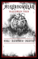 Mushroomhead - Halloween Tour