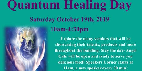 Quantum Healing Day tickets