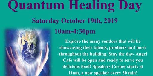 Quantum Healing Day