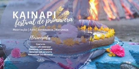 Festival Kainapi de Primavera 2019 - Florianópolis ingressos