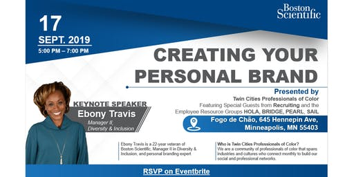 Creating Your Personal Brand Workshop