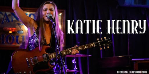 The Katie Henry Band at The Stanhope House