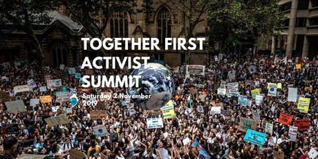 Together First Activist Summit tickets
