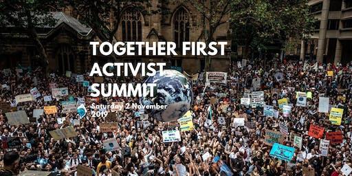 Together First Activist Summit