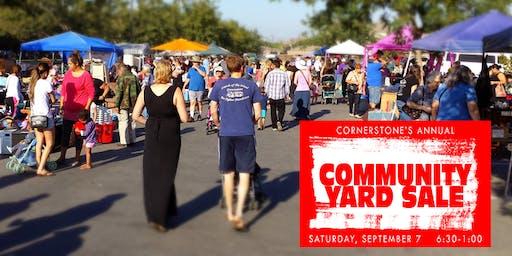 Community Yard Sale 2019