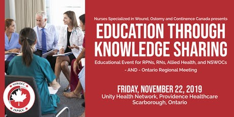 Education Through Knowledge Sharing tickets