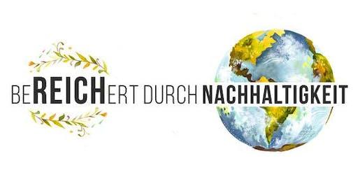 Bereichert durch Nachhaltigkeit | 05. Okt. im Gesundheitshaus Münster