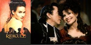 Ridicule (1996) by Patrice Leconte. With Fanny Ardant...