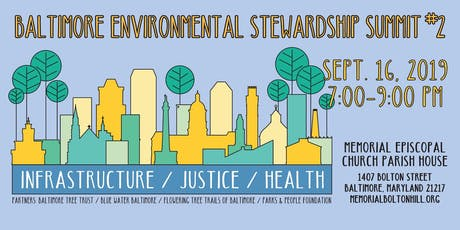 Baltimore Environmental Stewardship Summit #2 tickets