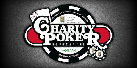 Fund Raiser Poker Tournament tickets