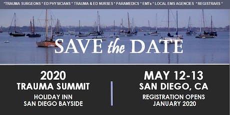 2020 State of California Trauma Summit tickets