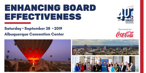 Enhancing Board Effectiveness - Signature Event by Coca-Cola
