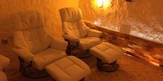 Custom Salt Room Experience $20