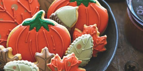 Biscuiteers School of Icing - Thanksgiving - Notting Hill tickets