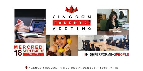 Kingcom Talents' meeting billets