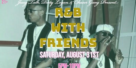 R&B With Friends tickets