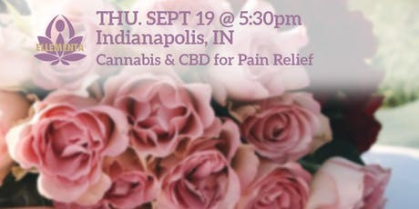 Ellementa Indianapolis: Cannabis and CBD for Pain Relief tickets