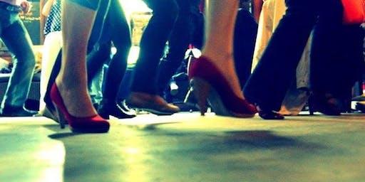 Adelgaza bailando Salsa con Karina - Cardio Salsa