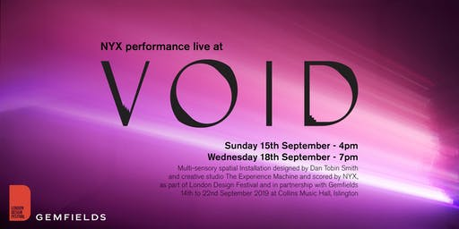 NYX Perform Live at VOID