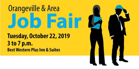 Orangeville & Area Job Fair - Employer Registration tickets