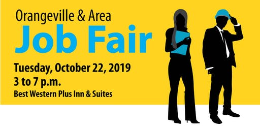 Orangeville & Area Job Fair - Employer Registration