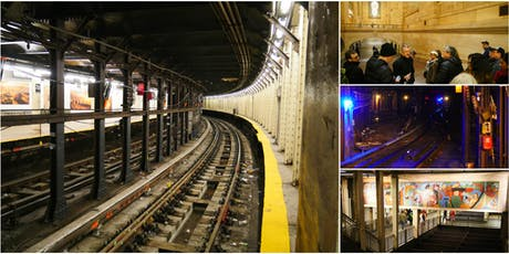 Underground Manhattan, The History of the NYC Subway System tickets