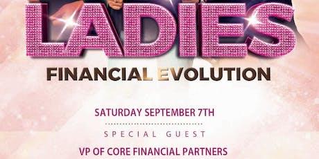Ladies Financial Evolution  tickets