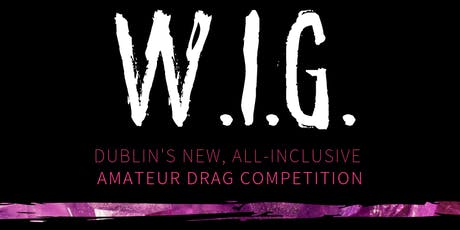 W.I.G. #1 @ WORKMANS - Tuesday 1st October tickets