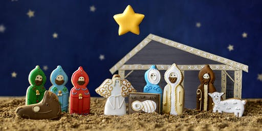 (SOLD OUT) Biscuiteers School of Icing - Nativity - Notting Hill