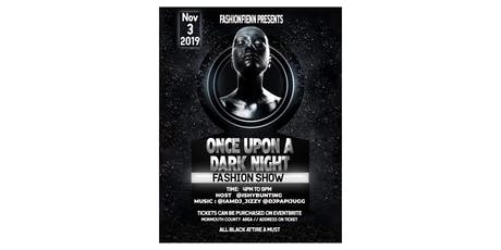 Once Upon A Dark Night tickets