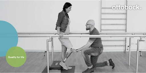 Physical Therapy Training (co-hosted by FOX Rehabilitation)