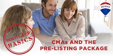 Bootcamp Basics: CMAs and the Pre-Listing Package tickets