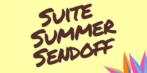 Suite Summer Sendoff