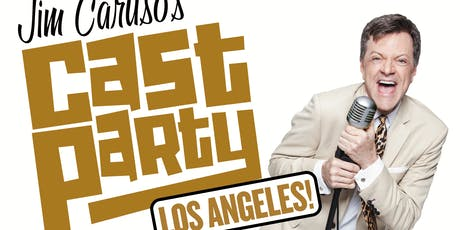 Jim Caruso's Cast Party with Billy Stritch on piano! tickets