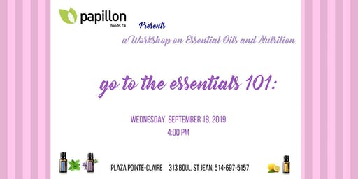 Go to the Essentials Oils 101: Oils and Nutrition