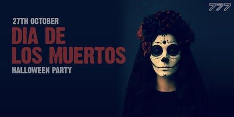 2019 777 Dia De Los Muertos Halloween Party tickets