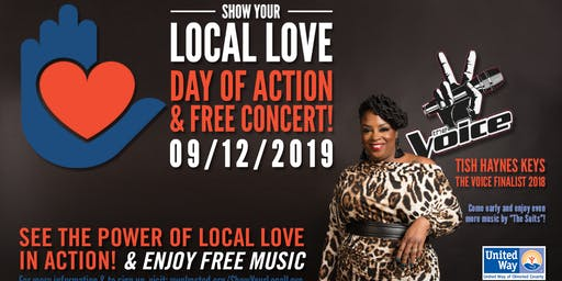 United Way of Olmsted County Free Kick-Off Concert featuring Tish Haynes Keys