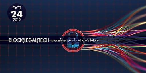 2019 Chicago-Kent Block(Legal)Tech Conference